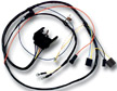 1972-1973 Transmission Controlled Spark Transmission Switch Extension (Engine Harness to Trans Switch) - Manual Trans