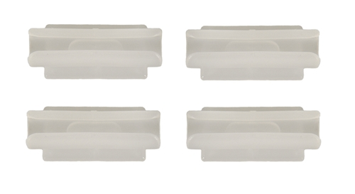 1968-1972 Headliner headliner bow clips (Small) - 4PC