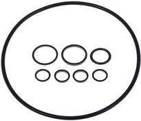 1967-1976 Power Steering Pump O-Ring Seal Kit (Saginaw)