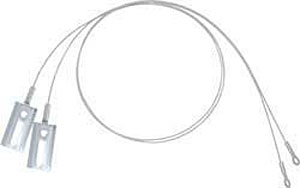 1961-1964 Convertible Top Hold Down Cables - PR