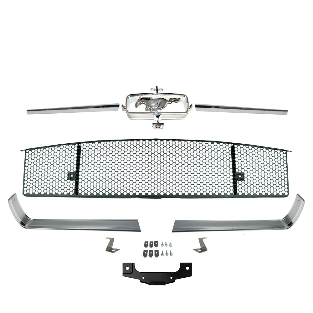 1965 Mustang Standard Grill Kit