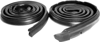 1967-1969 Roof Rail Weatherstrip (Convertible) - PR