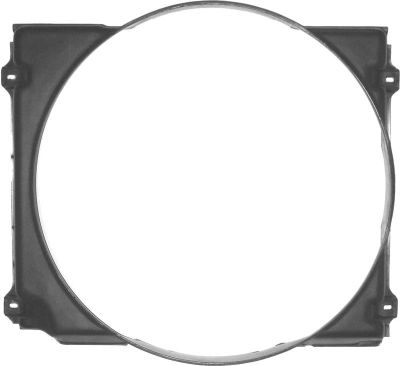 1968-1969 Radiator Fan Shroud (V8 w/AC)