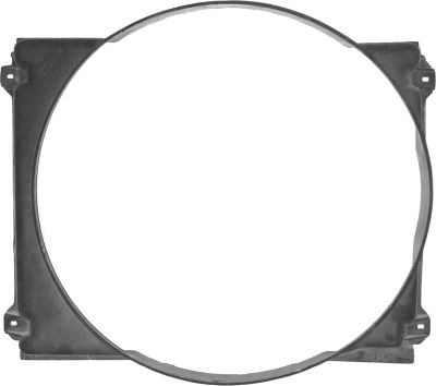 1970-1972 Radiator Fan Shroud (V8 w/AC)