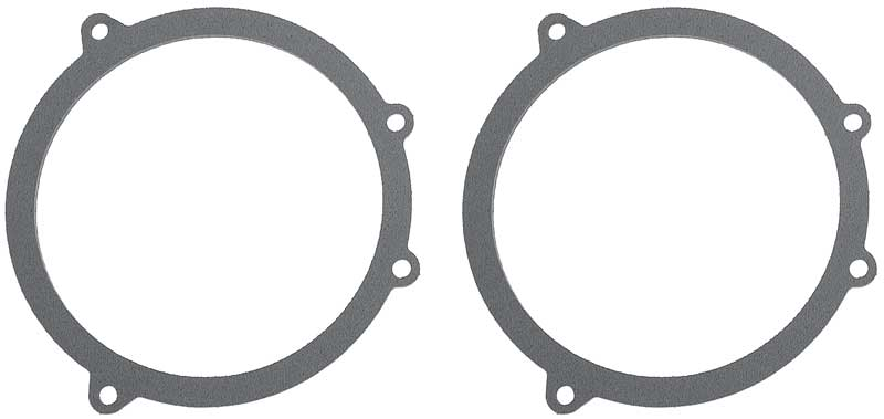1964-1965 Plymouth Barracuda Park Lamp Lens Gaskets - PR