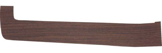 1969-1970 Woodgrain Dash Panel Insert (Passenger Side Dash Panel)