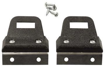 1968-1969 Seat Belt Retaining Clip (Buckets) - PR