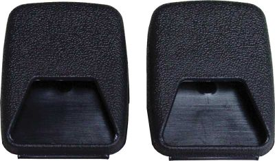 1967-1970 Shoulder Harness Mounting Covers - PR