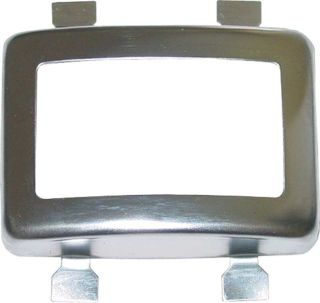 1966-1972 Parking Brake Pedal Pad Bezel