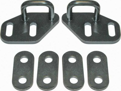1970-1974 Bucket Seat Latch & Spacer Set