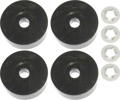 1966-1970 Seat Mounting Pad Set