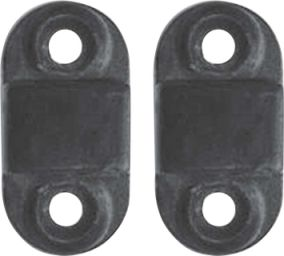 1967-1969 Convertible Door Alignment Wedges - PR