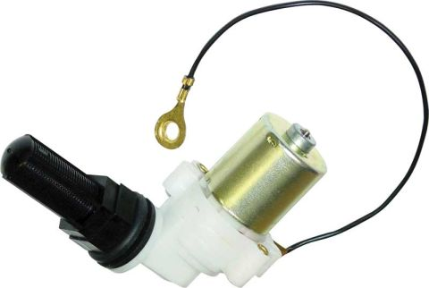 1970-1974 Windshield Washer Pump Assembly (w/Electric Pump)