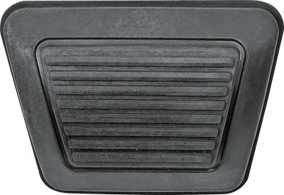 1970-1972 Brake/Clutch Pedal Pad (Manual Trans)