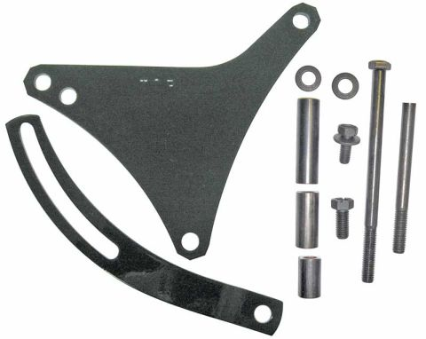 1966-1967 Big Block Alternator Bracket Set (w/o AC)