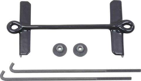 1970-1976 Battery Tray Hold Down Set