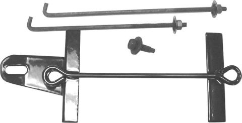 1972-1974 Battery Tray Hold Down Set