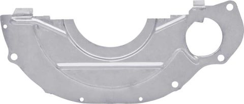 1964-1974 Transmission Dust Shield (Small Block, A-727)