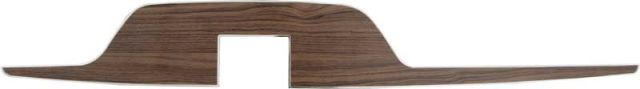 1970-1974 Console Top Plate w/Woodgrain (Automatic)