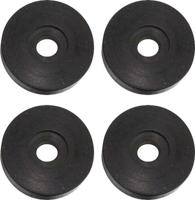 1968-1969 Seat Track Spacers Set - 4Pc