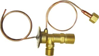 1966-1974 AC Expansion Valve