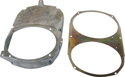 1970-1974 Rear Defroster/Speaker Housing