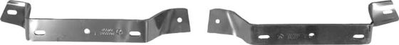 1968-1970 Bumper Bracket Set (Rear)