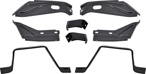 1967-1969 Bumper Bracket Set