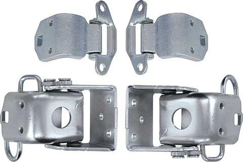 1967-1974 Door Hinge Set - 4Pc