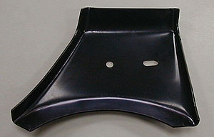 1966-1970 Upper Control Arm Mount - RH