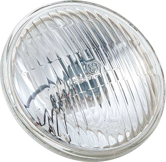 1970-1971 Road Lamp GE Replacement Bulb - Ea