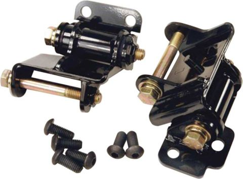 1966-1972 426 Hemi Motor Swap Mount Set