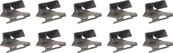 1967-1974 Headliner Bow Clips - 10Pc