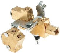 1970-1974 Brake Proportioning Valve With Metering Block (w/Disc/Drum)