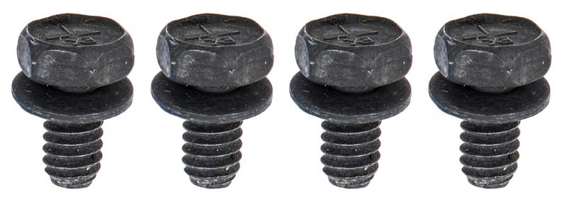 1968-1971 Transmission Dust Shield Bolt Set (Big Block/HEMI, A-727)