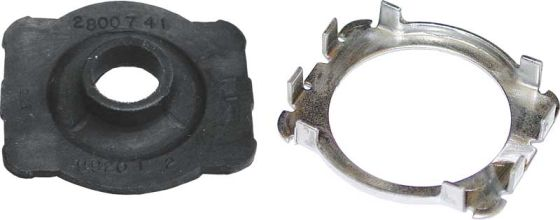 1964-1974 Steering Coupler Seal And Retainer (Steel)