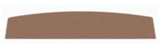 1965-1968 Mustang Fiberboard Package Tray