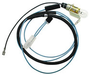 1968-1972 Trunk Lamp Assembly