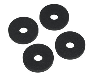 1964-1972 Door/Window Handle Foam Washers - Set/4