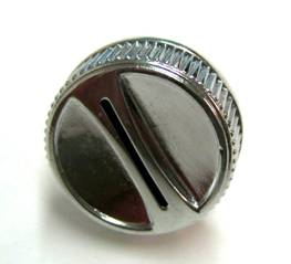 1968-1972 8-Track Outer Chrome Knob