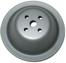 1962-1968 Water Pump Pulley - 1 Groove