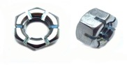 1964-1972 Engine Slot Nuts - PR