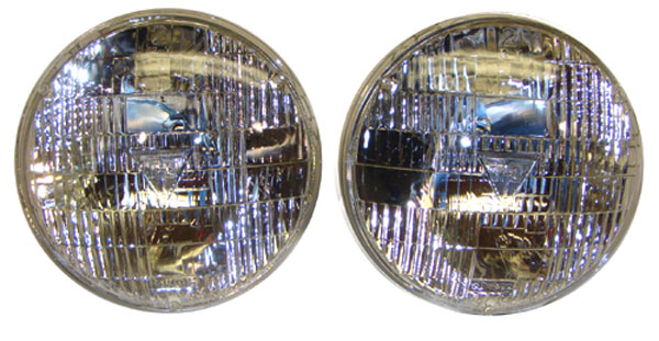 1967-1971 T-3 Headlamp Set - PR