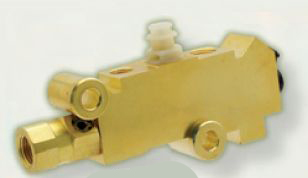 1967-1972 GM Disc/Drum Proportioning Valve - Brass
