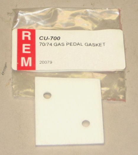 1970-1974 Gas Pedal Gasket