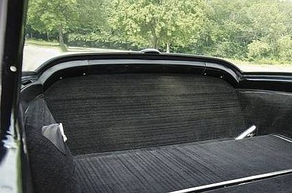 1964-1966 Trunk Seat Panel