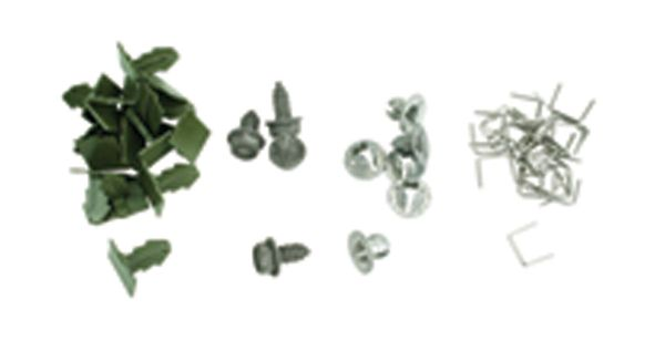1964-1967 GTO Air Conditioning Seal Clip Kit - 50pc