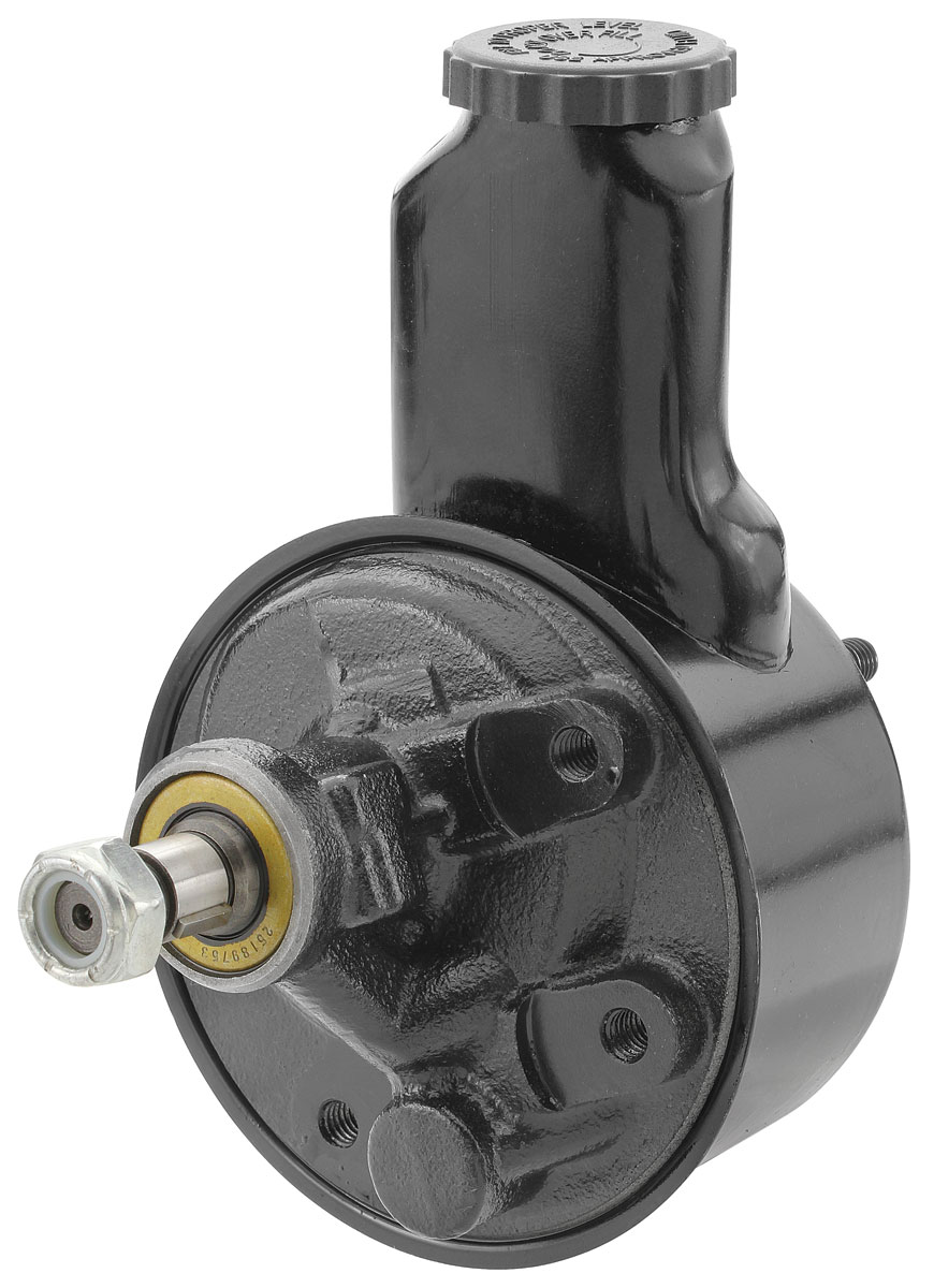 1964-1968 Reproduction Power Steering Pump & Reservoir (Small Block)