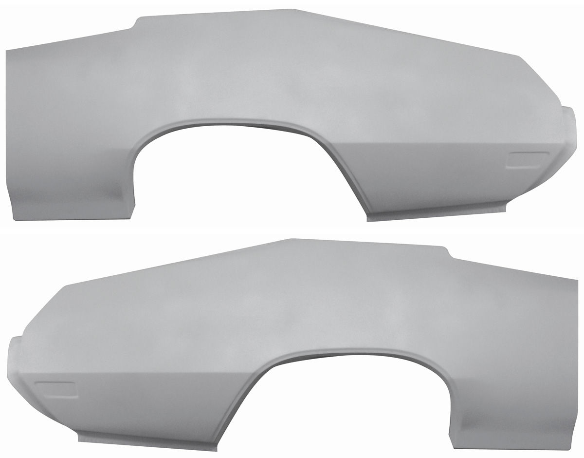1970-1972 Skylark/GS Quarter Panel - PR