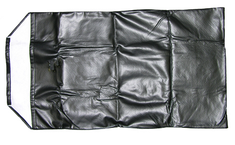 1967-1969 Top Boot Storage Bag - Black